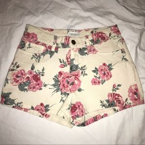 Super cute Forever 21 shorts